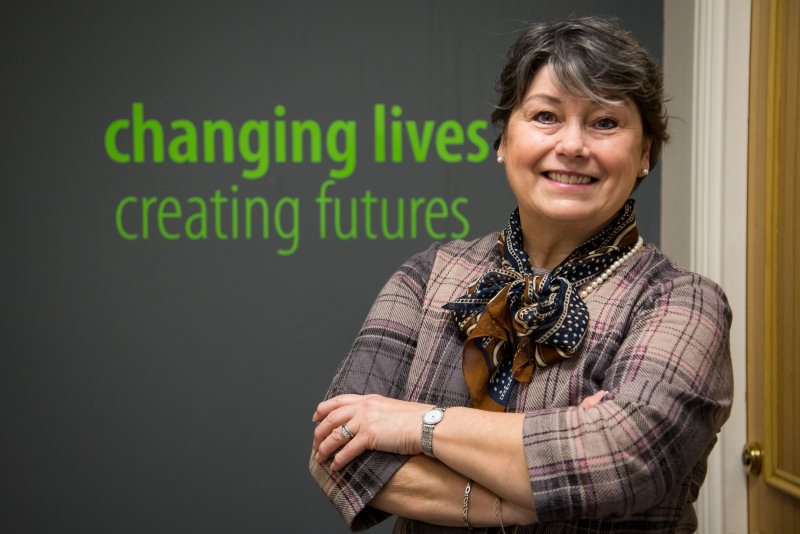 Sonia Roberts, CEO of Landau