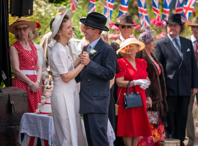 The 1940s event has been a staple of the Severn Valley Railway's diary for more than 20 years. Photo: Paul Hastie