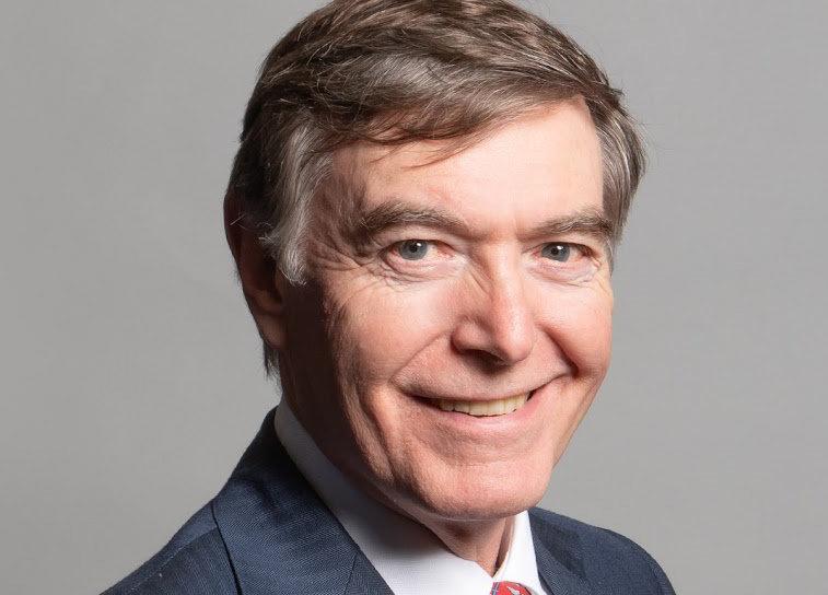 South Shropshire MP, Philip Dunne