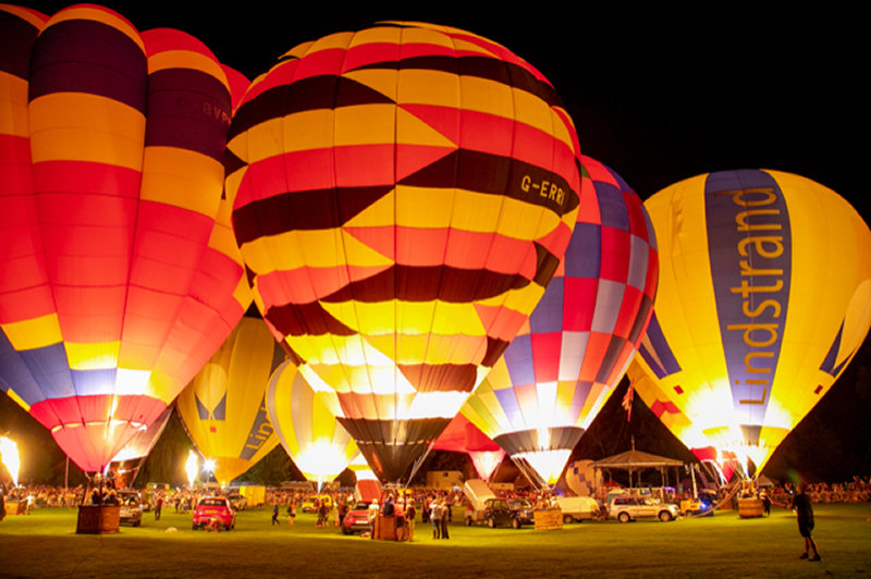 Oswestry Balloon Carnival is due to take place on 21-22 August 2021