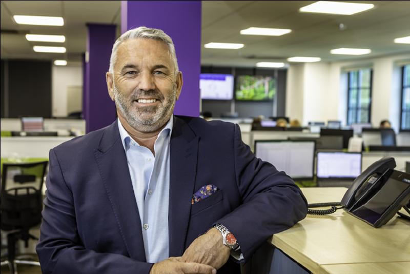 Duncan Ward, CEO Enreach UK