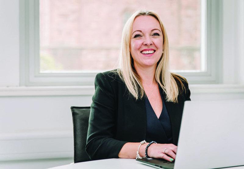 Esther Evans, of Wace Morgan Solicitors
