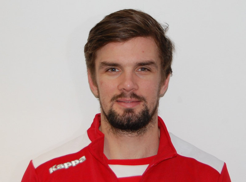John Pearce, national competitions and events manager at England Handball, who represented Team GB in handball at London 2012