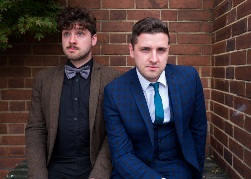 Kane & Abel will be performing as part of the Ludlow Fringe Festival