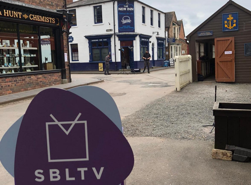 This month's SBLTV comes from Blists Hill Victorian Town