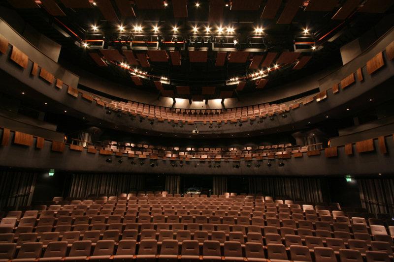 Theatre Severn's Auditorium