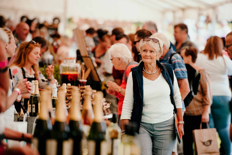 The eighth Shrewsbury Food Festival will take place in September