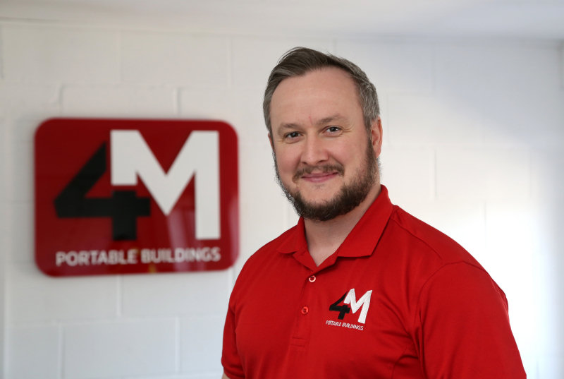 4M's General Manager, Joel Smith