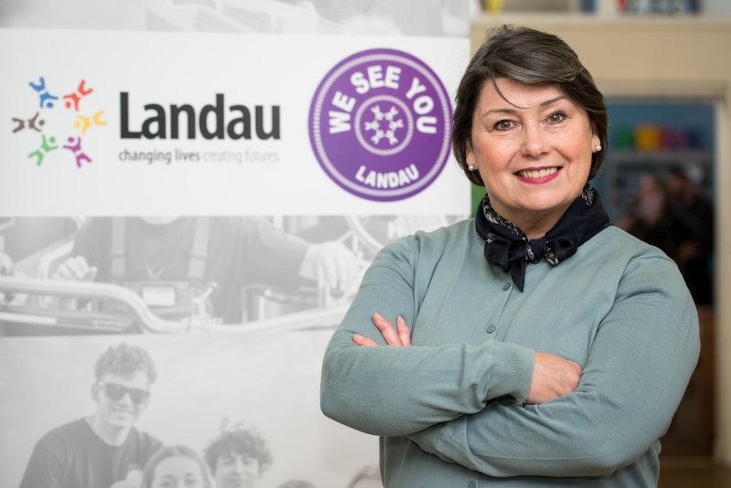 Landau CEO Sonia Roberts