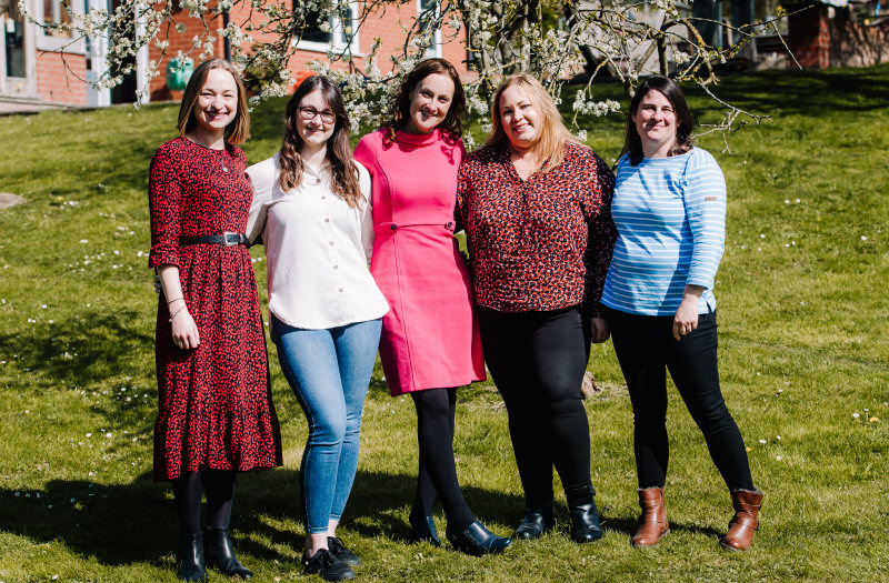 The Shropshire Festivals team who are behind the new platform