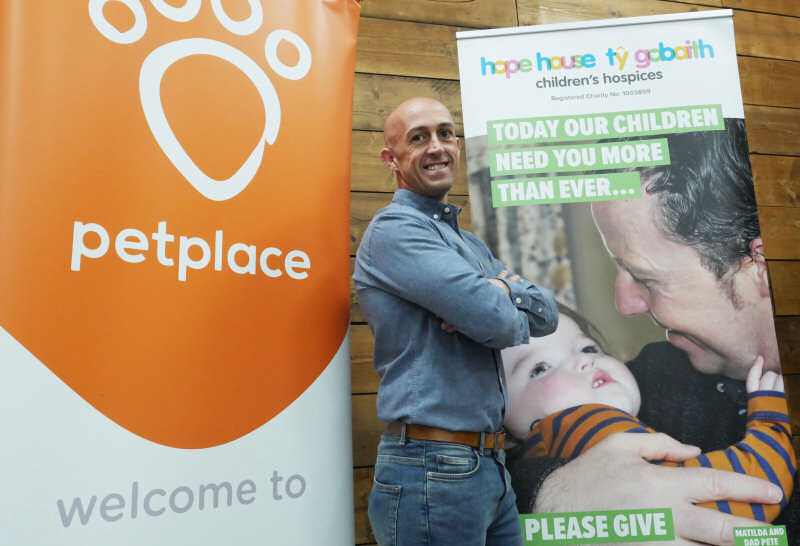 Sion Pritchard from Petplace
