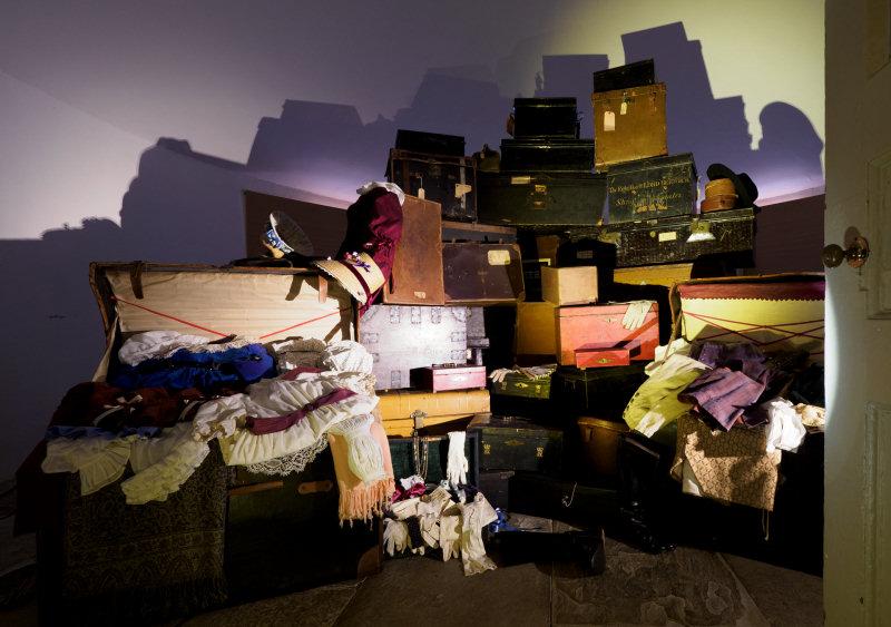The servants' world thrown into disarray. Photo: NT / Jayne Gough