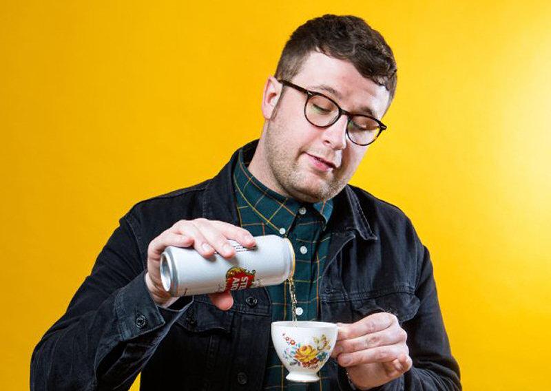 Edinburgh Comedy Award Best Newcomer nominee Chris Washington