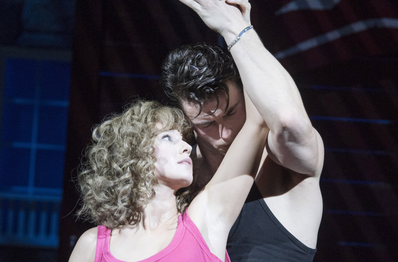 Dirty Dancing - The Classic Story on Stage. Photo: Alastair Muir