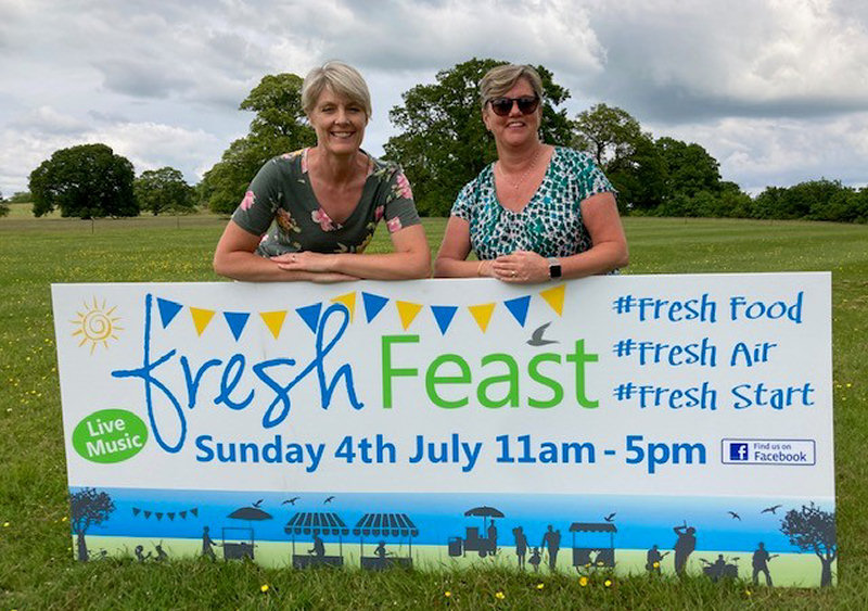 Organisers are looking forward to welcoming families to Chetwynd Deer Park for Fresh Feast on Sunday 4th July