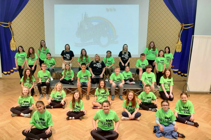 Ready Steady Show performers are looking forward to returning to live theatre