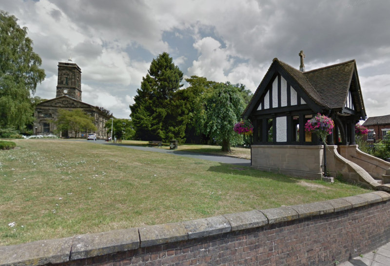 The incident happened on Lychgate Walk. Image: Google Street View