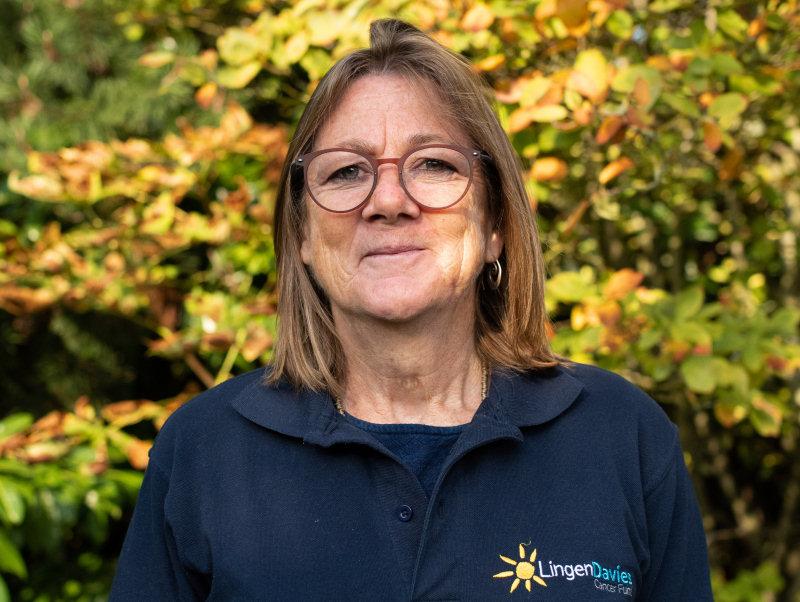 Health engagement officer Miranda Ashwell