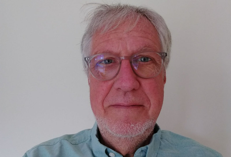 New Ethos trustee and director Malcolm Kirk