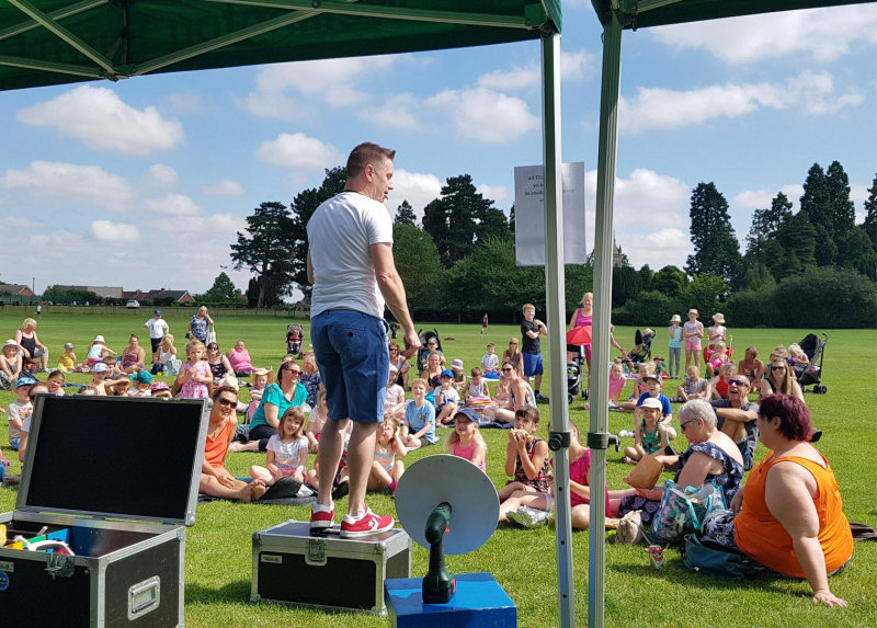 The family fun days in Bowring Park will take place during the school summer holidays