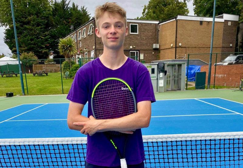 Roan Jones has represented Shropshire at junior and senior level