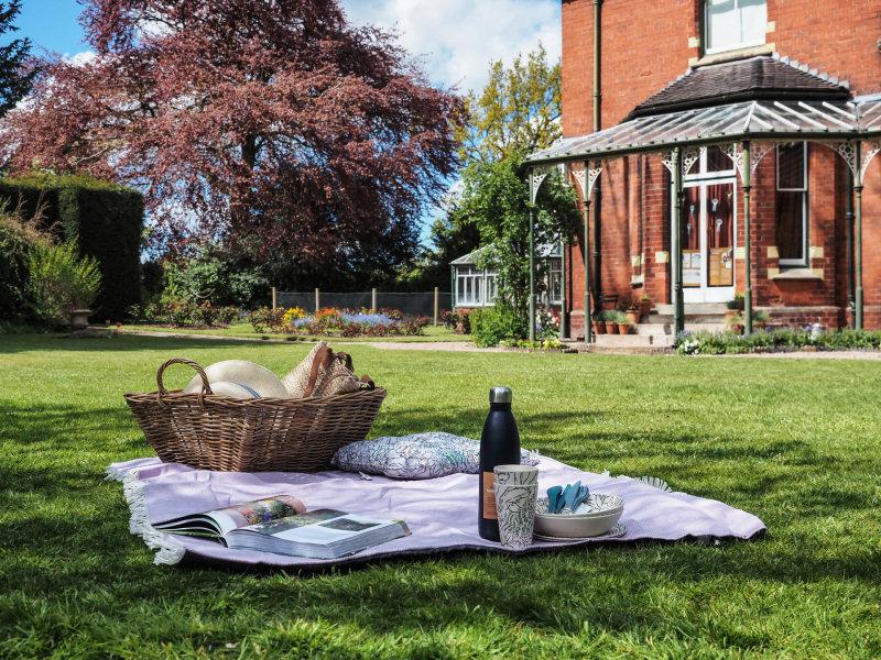 Enjoy Sunnycroft this summer. Photo: National Trust/Jayne Gough
