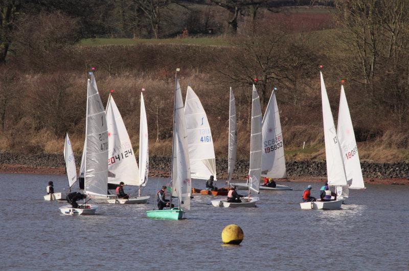 Chelmarsh Sailing Club in Shropshire