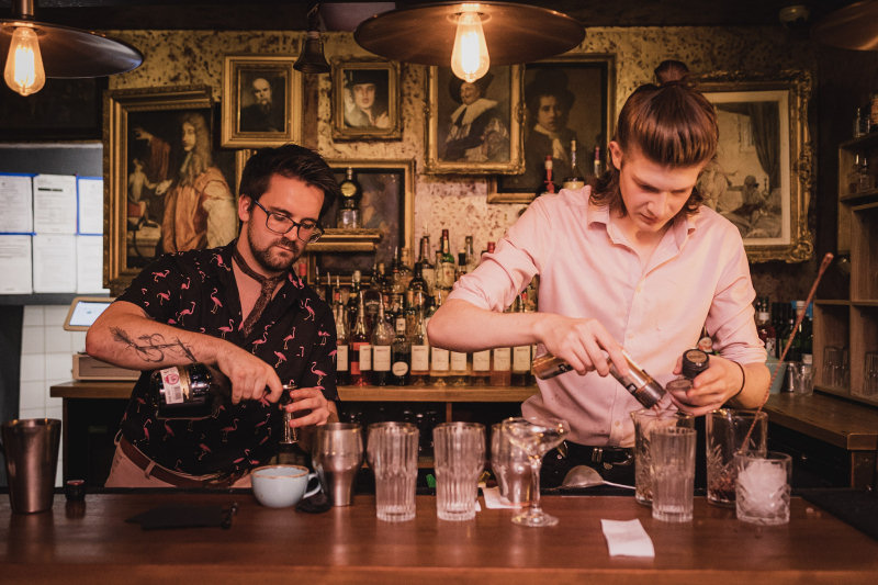 Shrewsbury Cocktail Week saw venues across the town centre take part