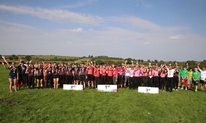 The 14th School Games National Finals took place at Loughborough University