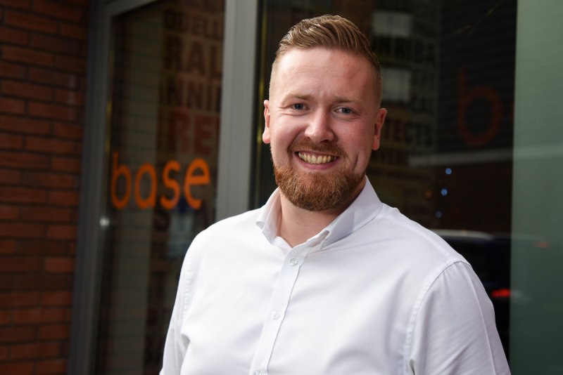 Harry Reece, Base Architecture Managing Director