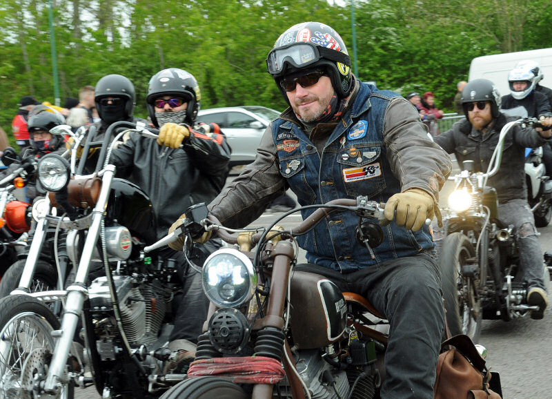 Bike4Life, the annual ride out and festival hosted by the charity each year, is a favourite in the motorcycling calendar