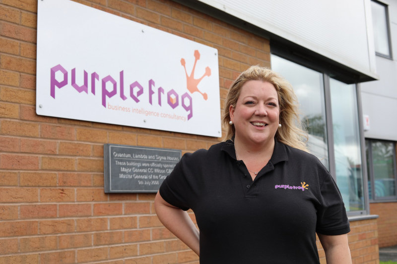 Hollie Whittles has just completed a CIPD Level 5 Diploma Apprenticeship with Telford College