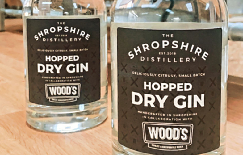 The 'Hopped Dry Gin'