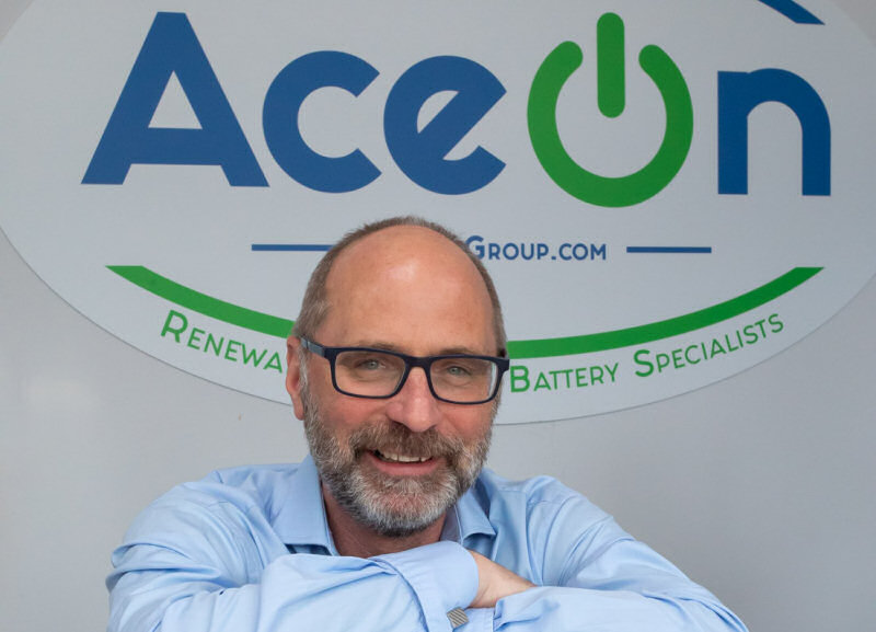 Mark Thompson, Managing Director at AceOn Group