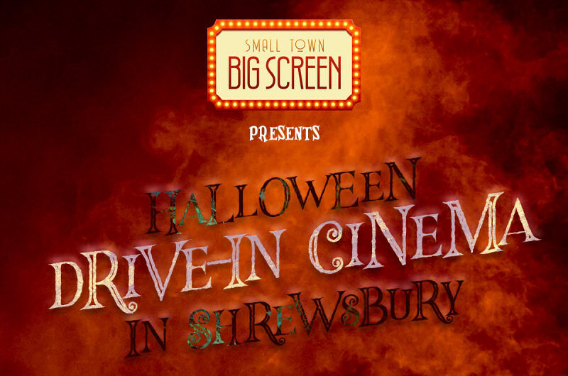 Halloween Drive-in Movie