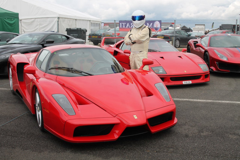 The Stig will be joining this Sunday's event in Bridgnorth