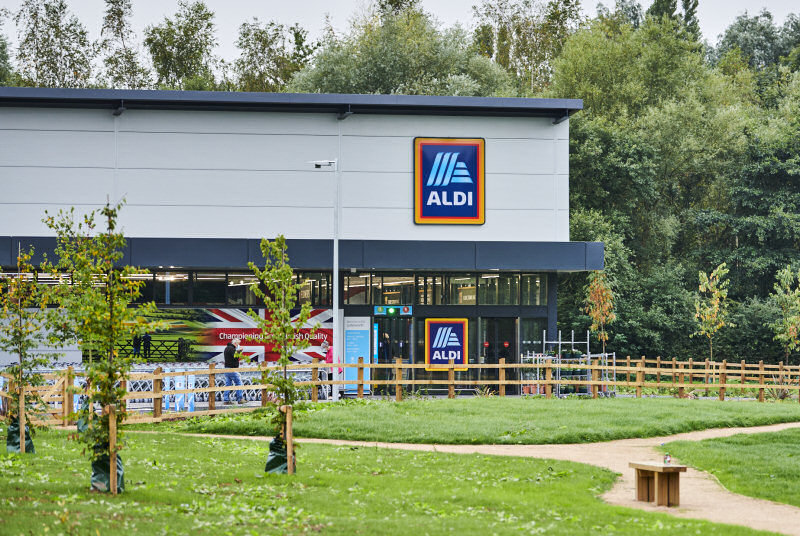 Aldi is looking to open four new stores in Shropshire